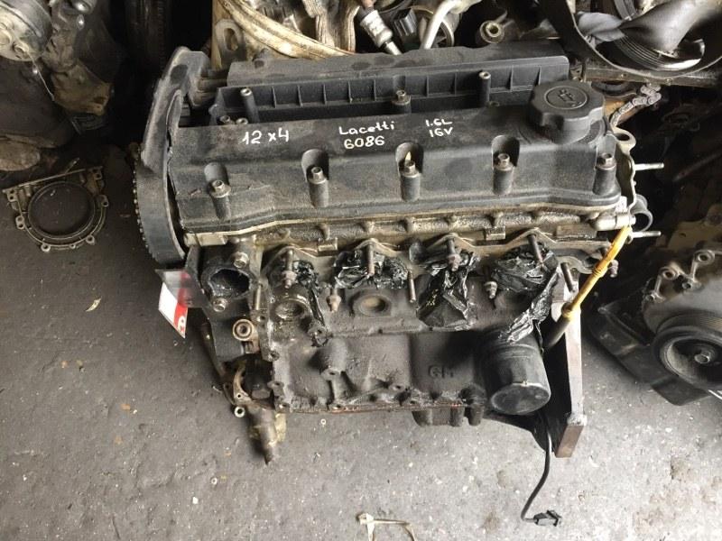 Двигатель Chevrolet F16D3 (б/у)