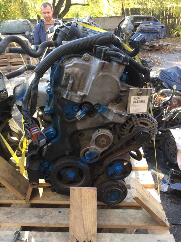 Двигатель Nissan X-Trail MR20DE (б/у)