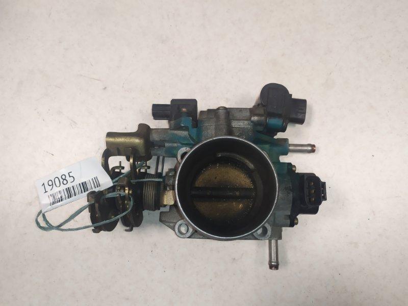 Дроссельная заслонка Subaru Forester SF5 EJ20 (б/у)