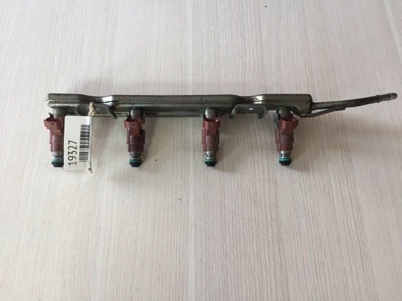 Форсунки комплект Nissan Teana J31 QG13 (б/у)