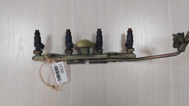Форсунки комплект Honda Fit GE6 L13A (б/у)