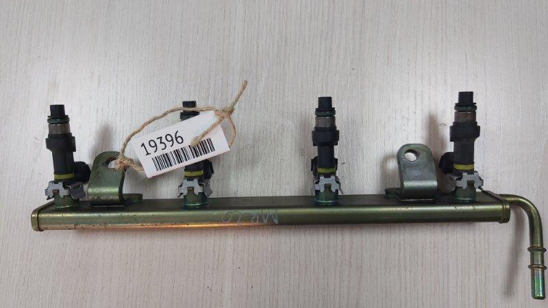 Форсунки комплект Nissan Qashqai VJY12 MR18 (б/у)