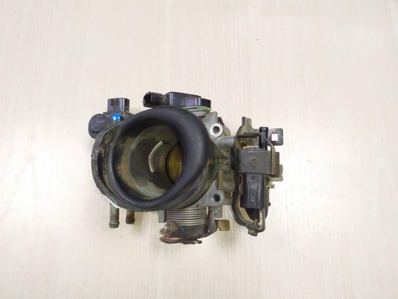 Дроссельная заслонка Honda Fit L13A (б/у)