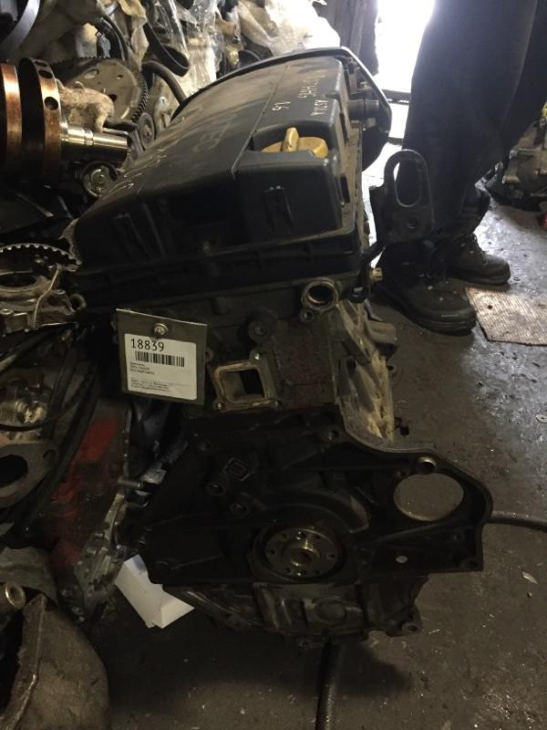 Двигатель Opel Z16XER (б/у)