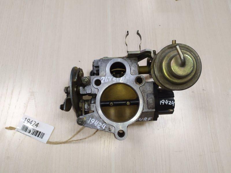 Дроссельная заслонка Toyota Crown LS13 2LTHE (б/у)