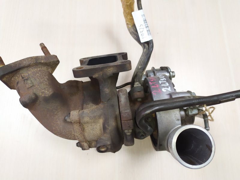 Турбина Toyota Hiace LXH1 2LT (б/у)