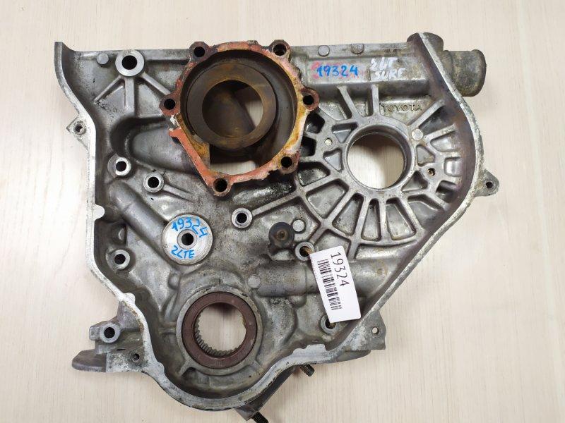 Масляный насос Toyota Chaser LX80 2LT (б/у)