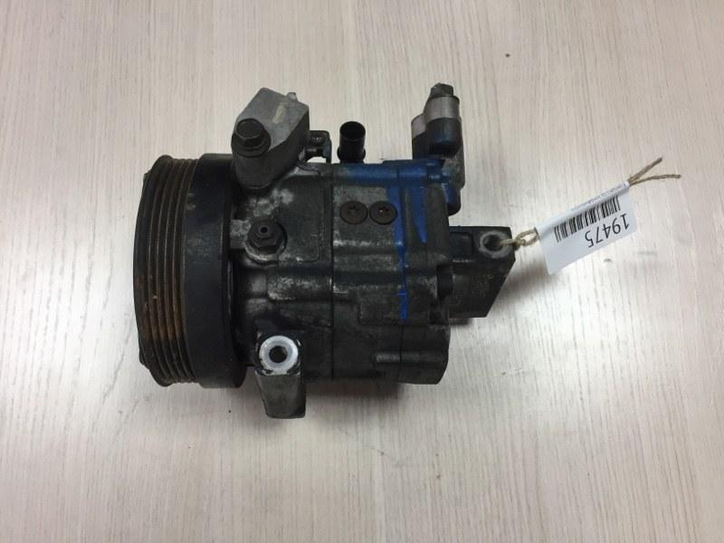 Компрессор кондиционера Mitsubishi Pajero Io 4G93 (б/у)