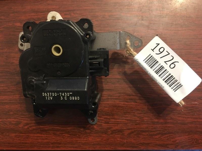Сервопривод заслонок печки Toyota Picnic AT191 3S-FSE (б/у)