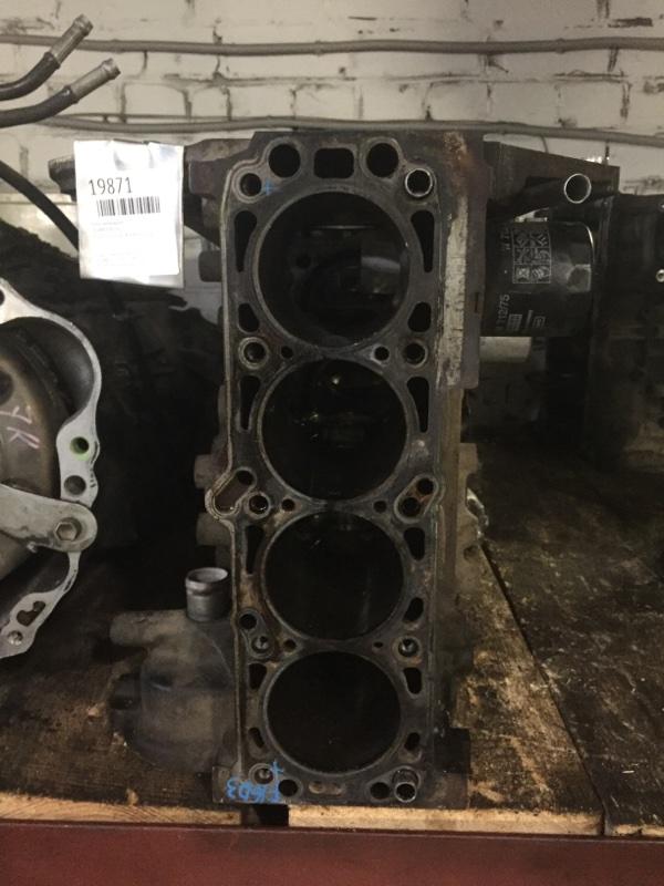 Блок цилиндров Deawoo F16D3 (б/у)