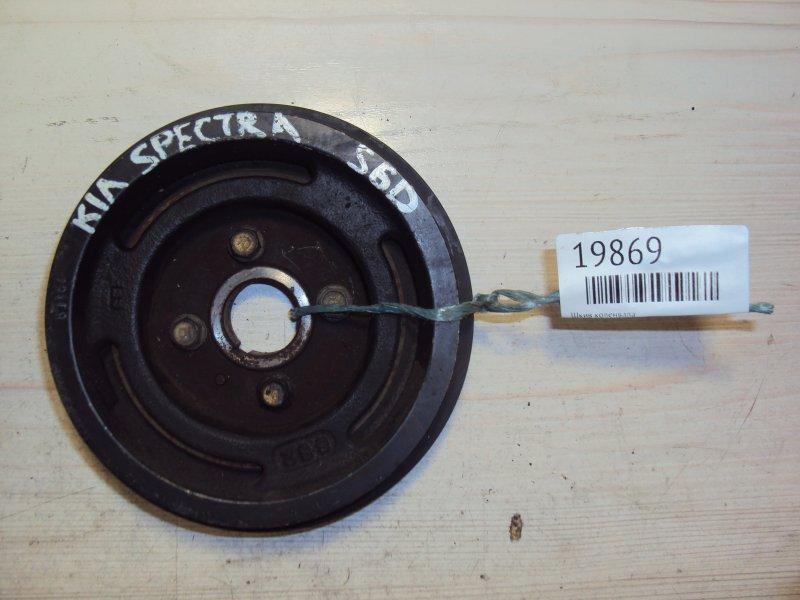 Шкив коленвала Kia Spectra LD S6D (б/у)