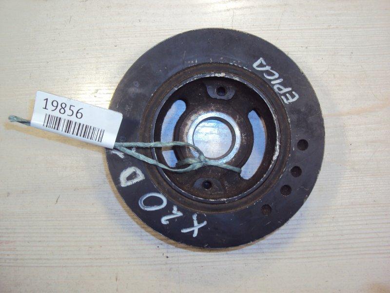 Шкив коленвала Chevrolet Epica X20D1 (б/у)