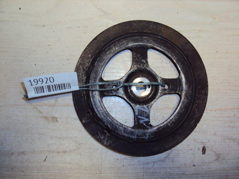 Шкив коленвала Toyota Probox NCP10 1NZ (б/у)