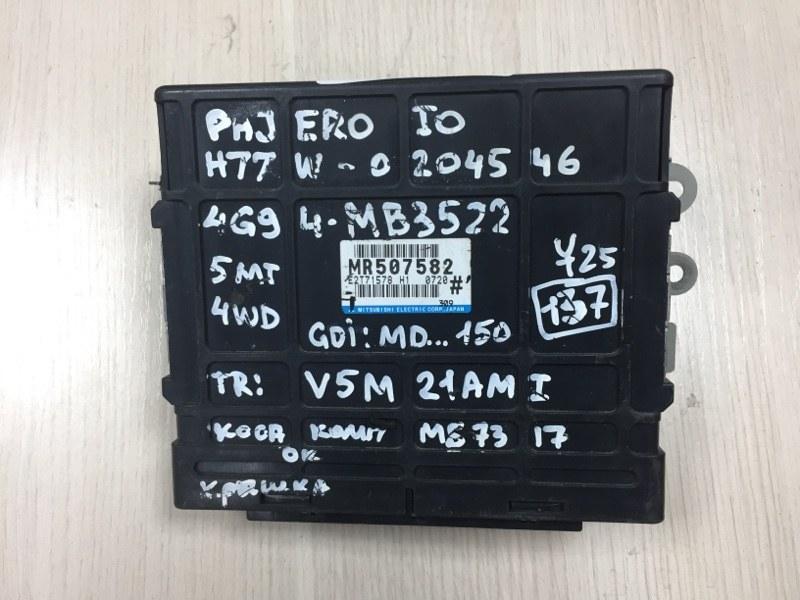 Блок управления efi Mitsubishi 4G94 (б/у)