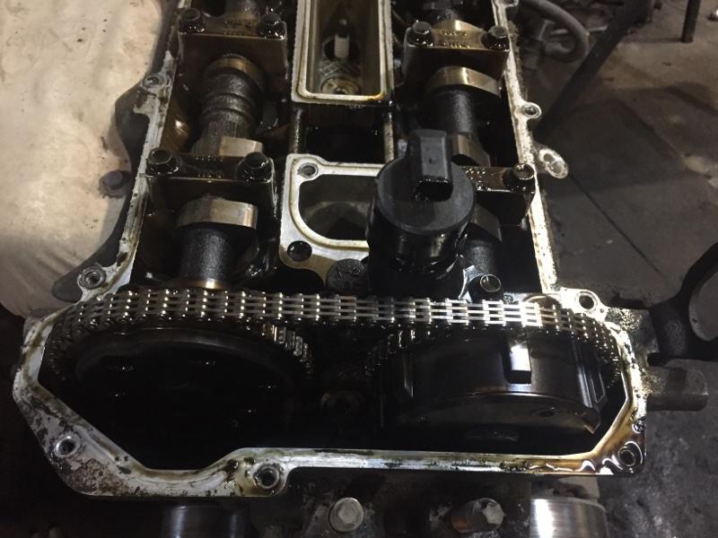 Датчик vvt-i Mazda L3VE (б/у)