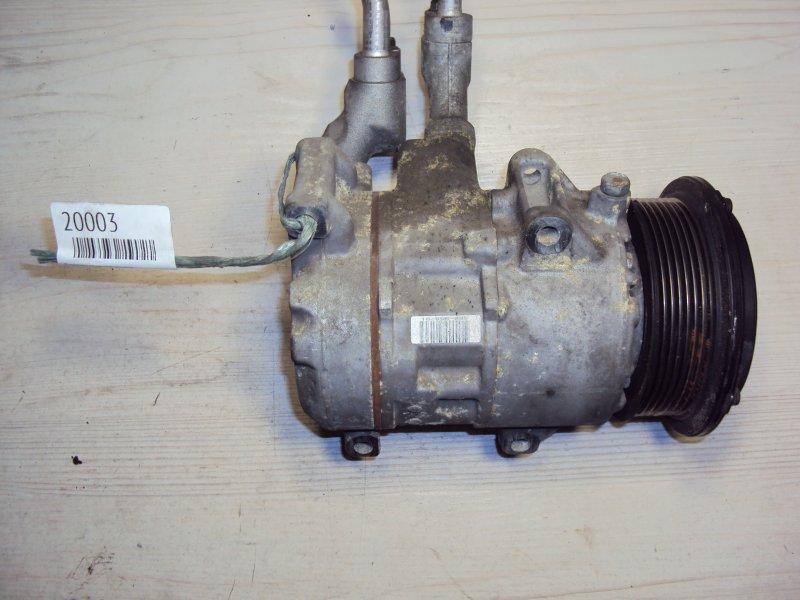 Компрессор кондиционера Toyota Avensis ACA20W 1AZ (б/у)