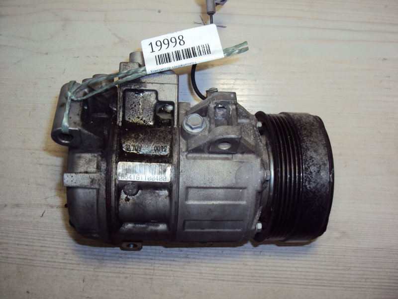 Компрессор кондиционера Suzuki Escudo TD51W J20A (б/у)