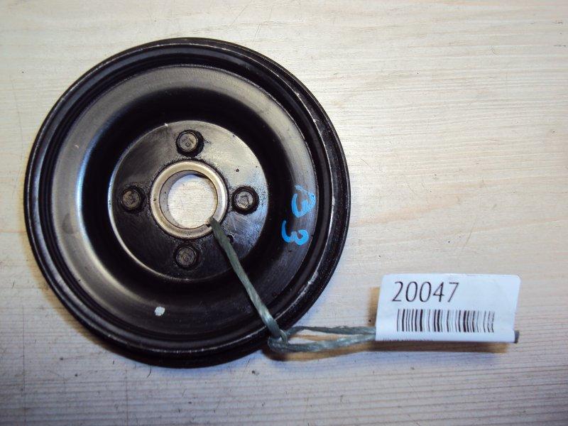 Шкив коленвала Mazda Demio DW3W B3 (б/у)