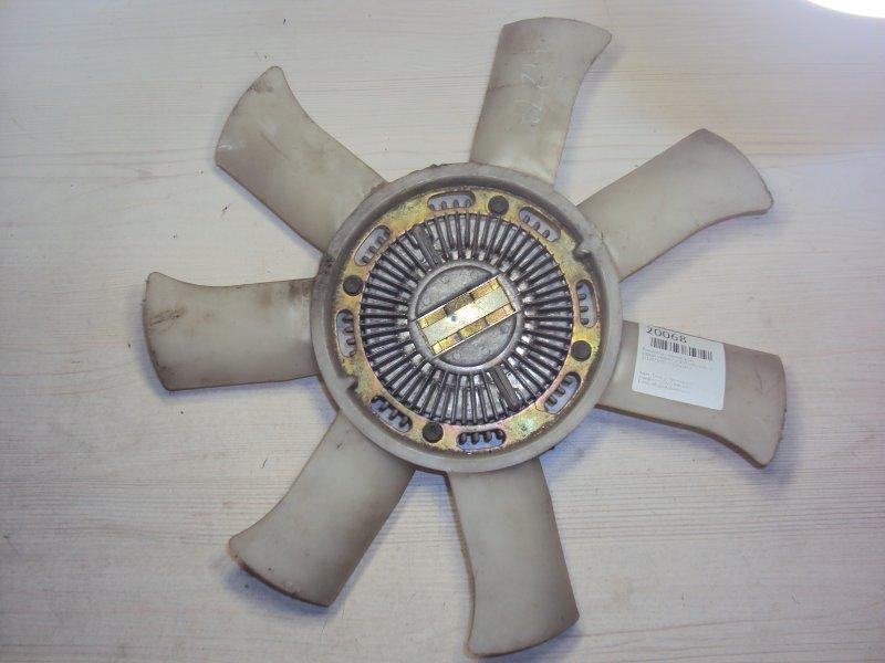 Вентилятор с вискомуфтой Suzuki Grand Escudo TX92W H27A (б/у)