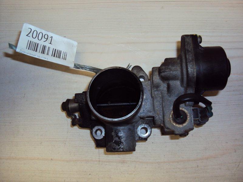 Дроссельная заслонка Toyota Avensis 2TD 3CE (б/у)