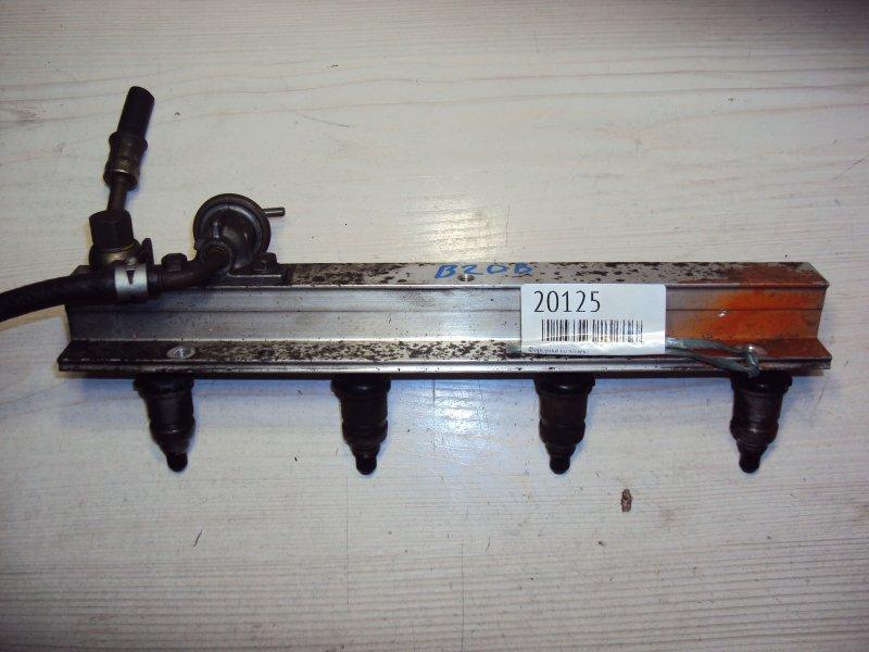 Форсунки комплект Honda Cr-V RF1 B20B (б/у)