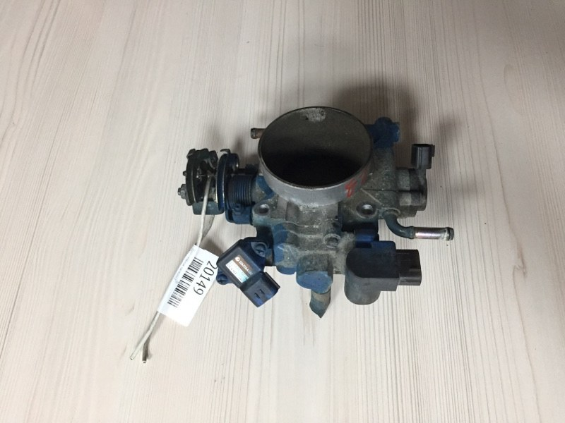 Дроссельная заслонка Subaru Lancaster EZ30 (б/у)