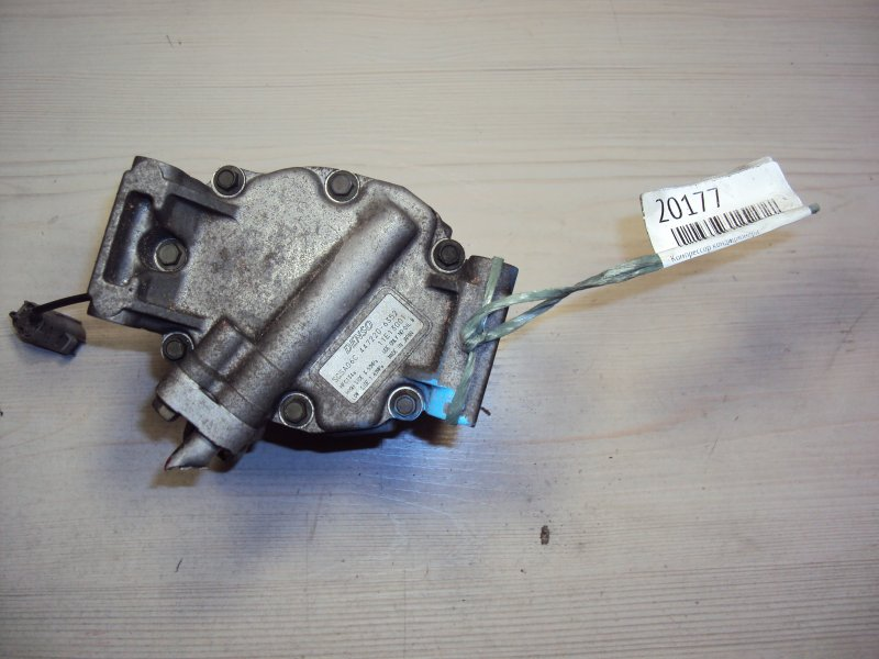 Компрессор кондиционера Toyota Vitz SCP1 1NZ (б/у)