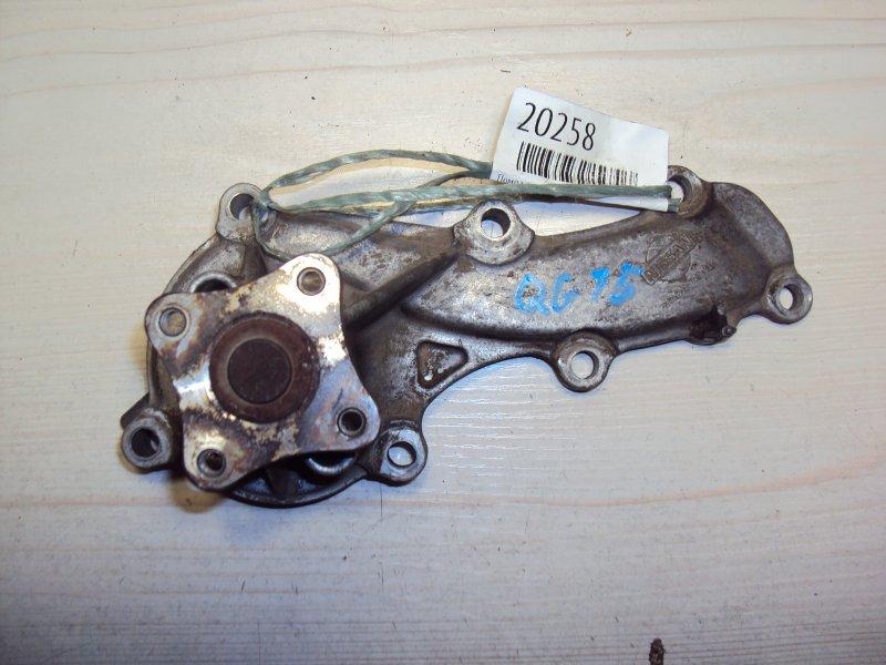 Помпа Nissan Ad VFY11 QG15 (б/у)