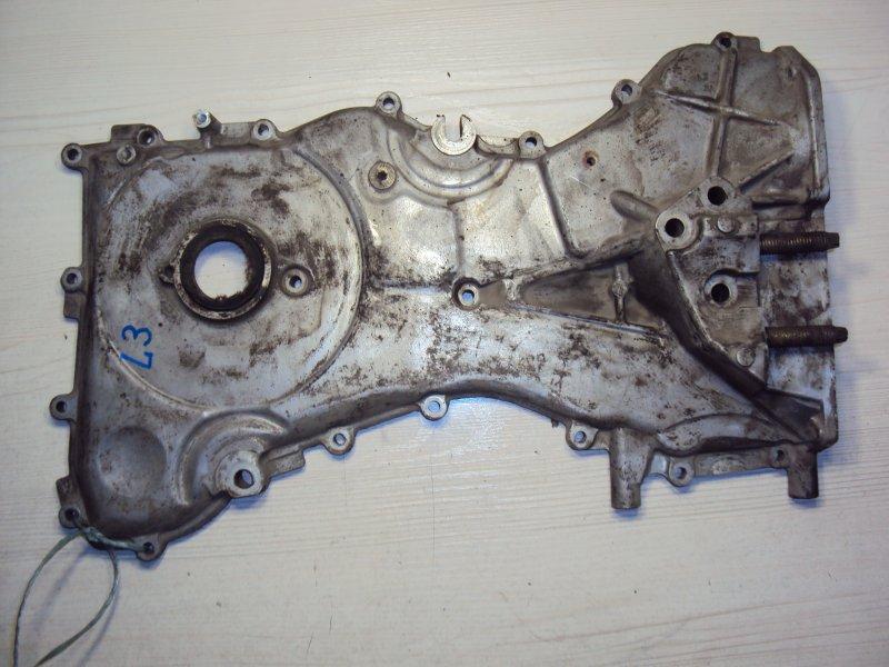 Лобовина двс Mazda Mpv GY3W L3 (б/у)