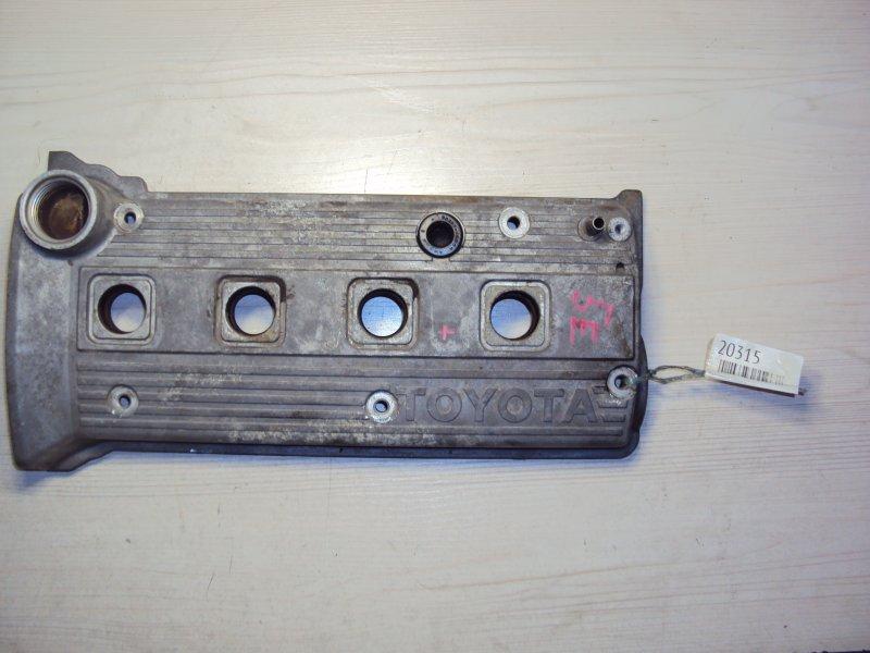 Клапанная крышка Toyota Caldina ET196V 5E (б/у)