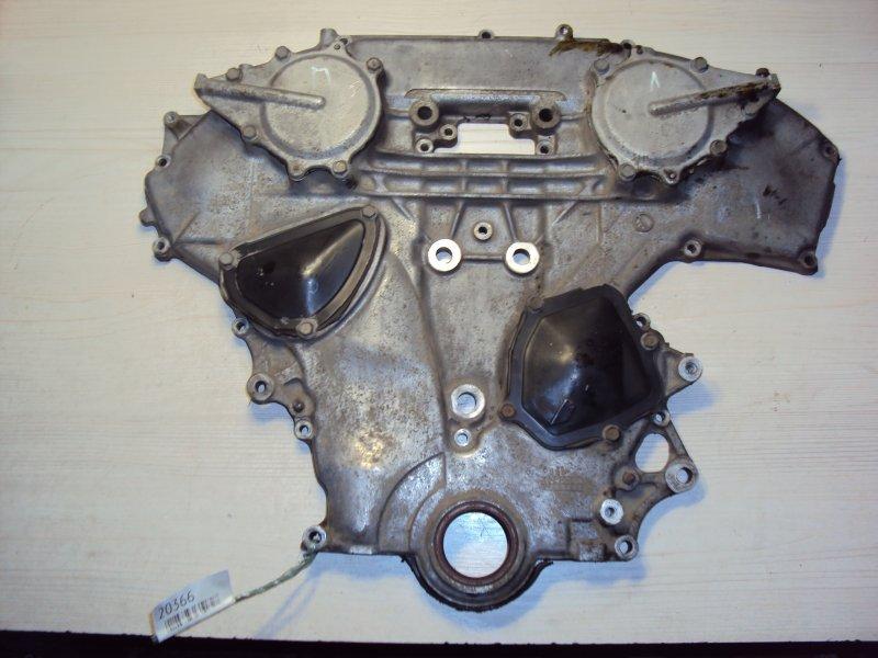 Лобовина двс Nissan Murano PNZ50 VQ35DE (б/у)