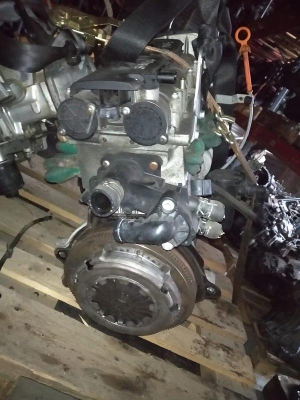 Двигатель Skoda Fabia BXW (б/у)