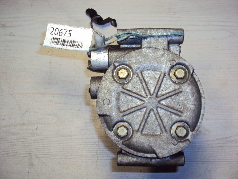 Компрессор кондиционера Mitsubishi Dion CR5W 4G94 (б/у)