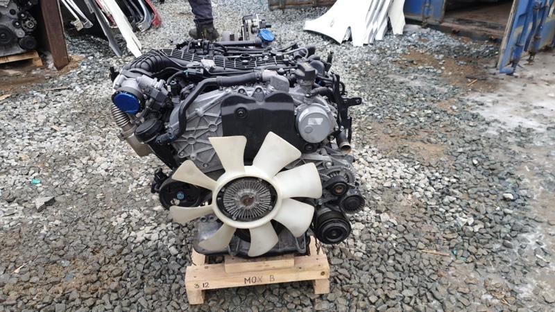 Двигатель Kia Mohave D6EB (б/у)