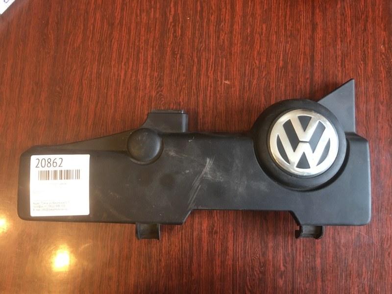 Крышка двс декоративная Volkswagen Touareg 7LAZZS AZZ (б/у)