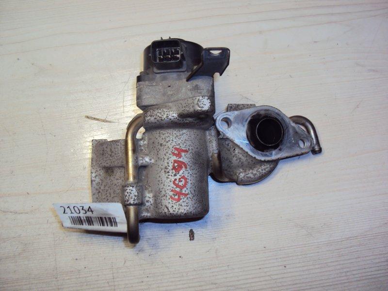 Клапан egr Mitsubishi Pajero Io H61W 4G93 (б/у)