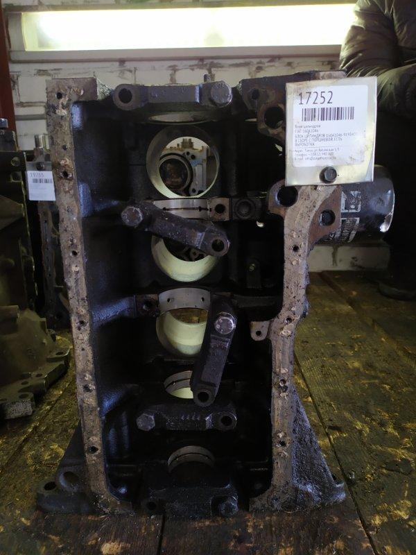 Блок цилиндров Fiat 160A1046 (б/у)