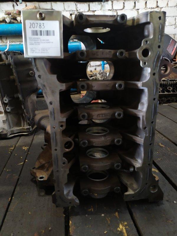 Блок цилиндров Volkswagen Touareg BMV (б/у)