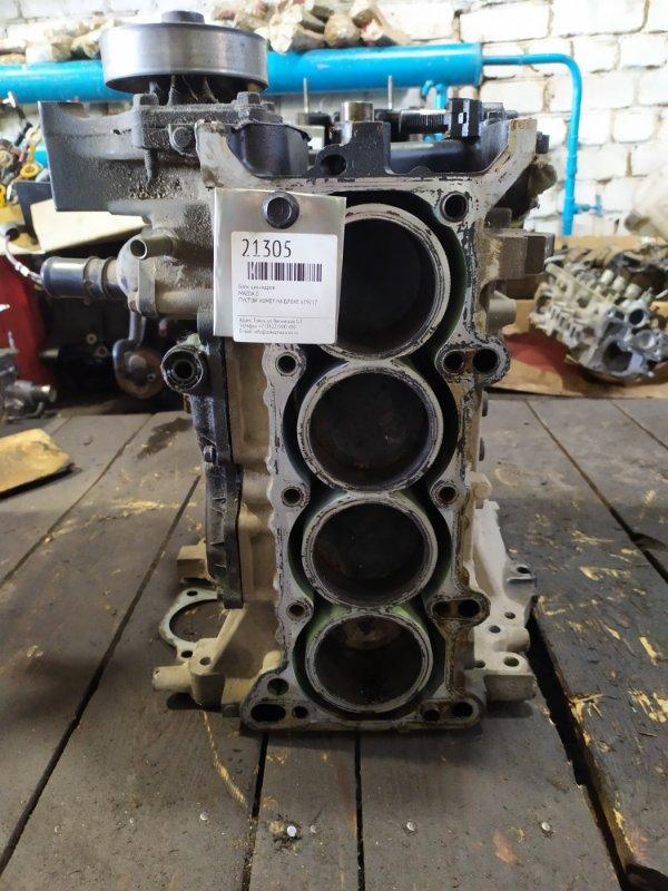 Блок цилиндров Mazda ZJ (б/у)