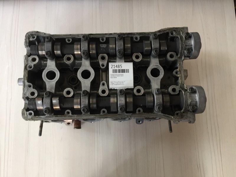 Головка блока цилиндров Chevrolet Rezzo F16D3 (б/у)