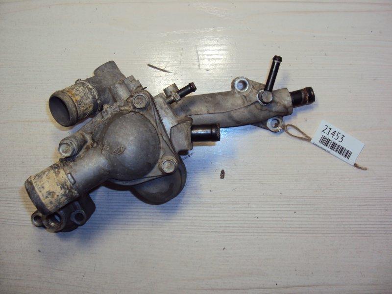 Корпус термостата Hyundai Santa Fe CM G6BA (б/у)
