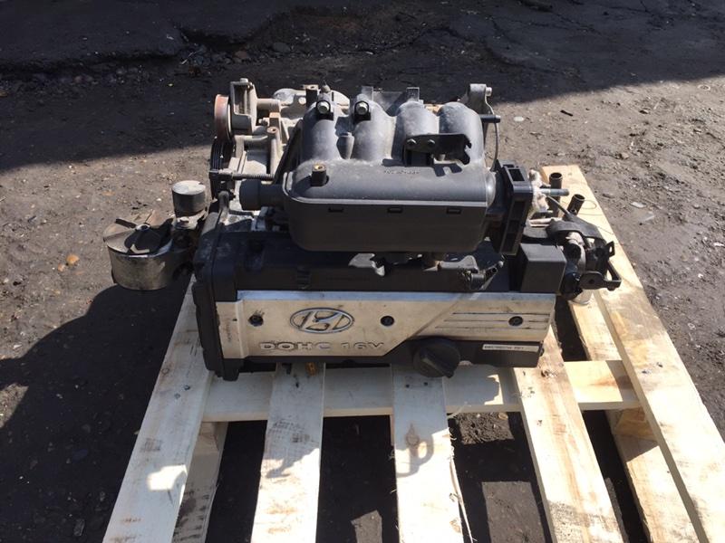 Двигатель Hyundai G4EC (б/у)