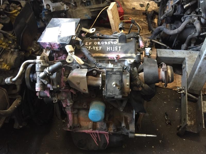 Двигатель Daihatsu Hijet EFSE (б/у)