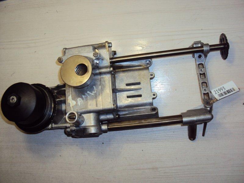 Масляный насос Bmw 7-Series E65/e66 (2001-2008) M62B35 (б/у)
