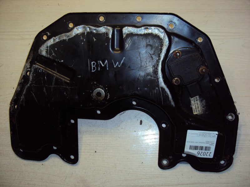 Поддон Bmw 7-Series E65/e66 (2001-2008) M62B35 (б/у)