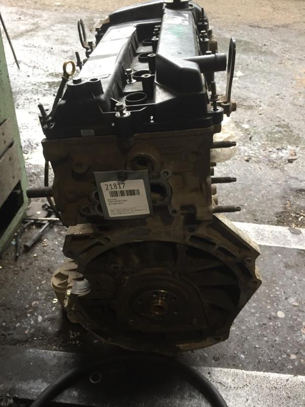 Двигатель Ford Mondeo CHBA (б/у)