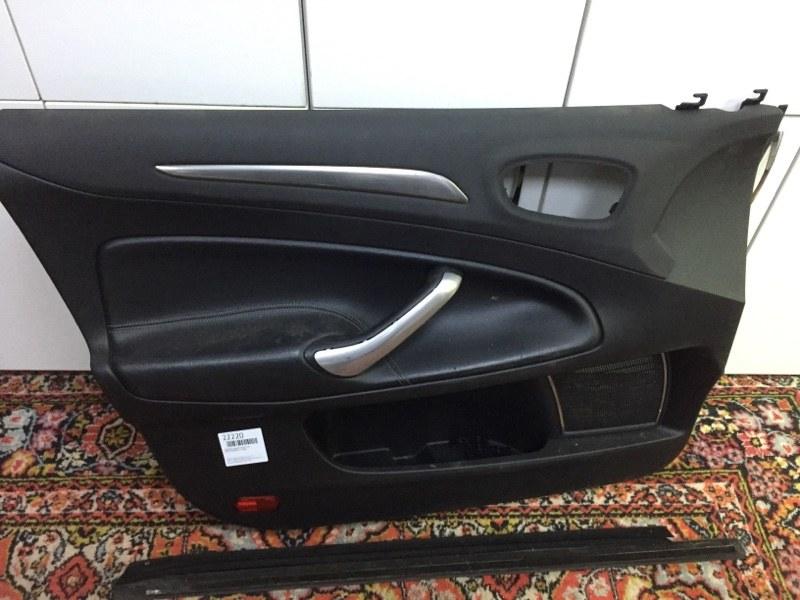 Обшивка дверей Ford Mondeo Iv SEBA передняя левая (б/у)