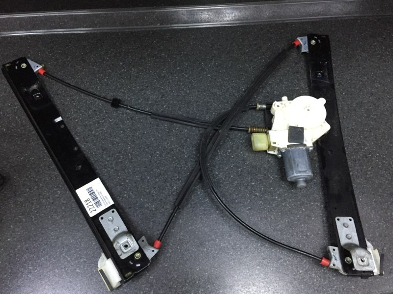 Стеклоподъемник Ford Mondeo Iv SEBA передний левый (б/у)