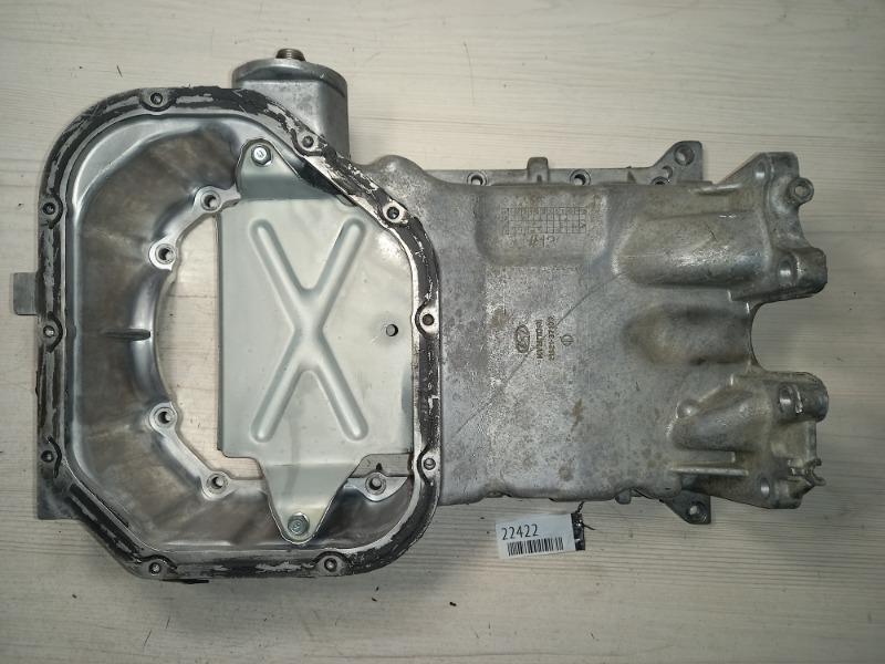 Поддон Hyundai Santa Fe CM G6BA (б/у)