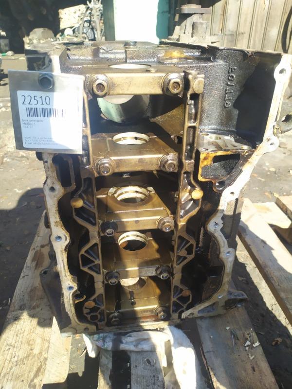 Блок цилиндров Mazda L3 (б/у)